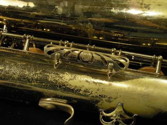 Selmer Lacquer Mark VI Baritone - 137237 - Photo # 22