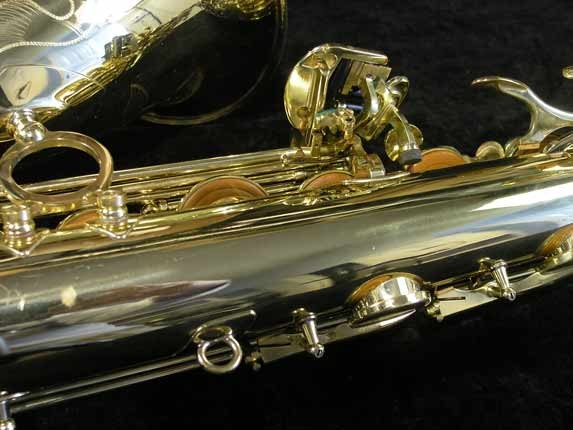 Selmer Lacquer Super Action 80 serie III Tenor - 556900 - Photo # 16