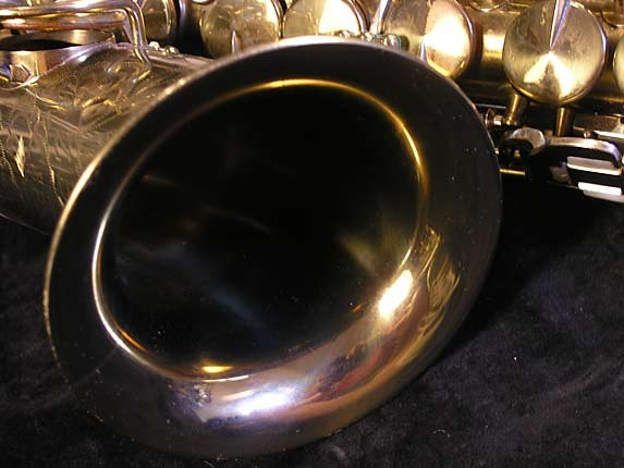 King Lacquer-Sterling Neck Zephyr Alto - 237127 - Photo # 10