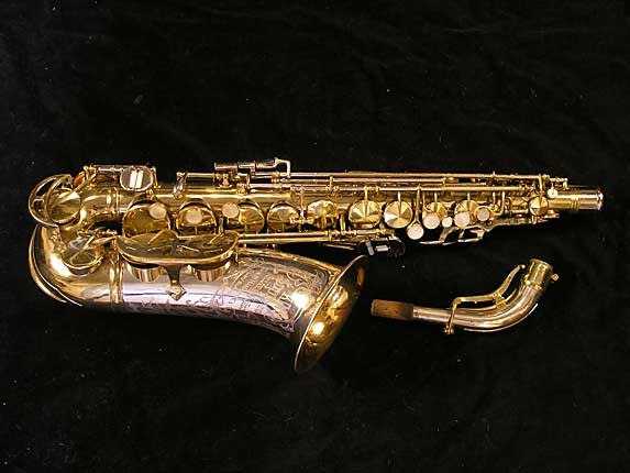King Silver-Sonic Super 20 Alto - 379710 - Photo # 1