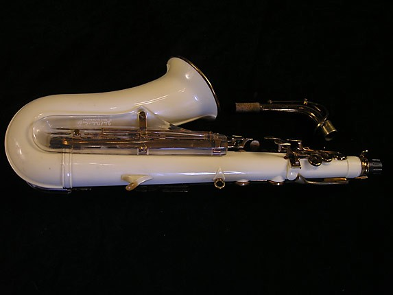 Grafton Acrylic Alto Sax - 12727 - Photo # 2