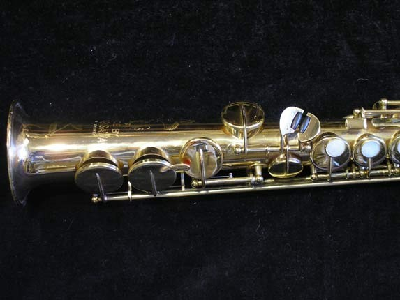Yanagisawa Lacquer 800 Soprano - 176341 - Photo # 2