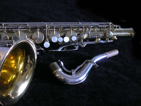 King Silver-Sonic Super 20 Tenor - 470372 - Photo # 3