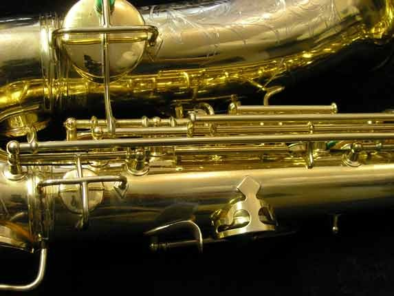 "Conn ""New Wonder"" Gold Plate Alto - 98974 - Photo # 21"