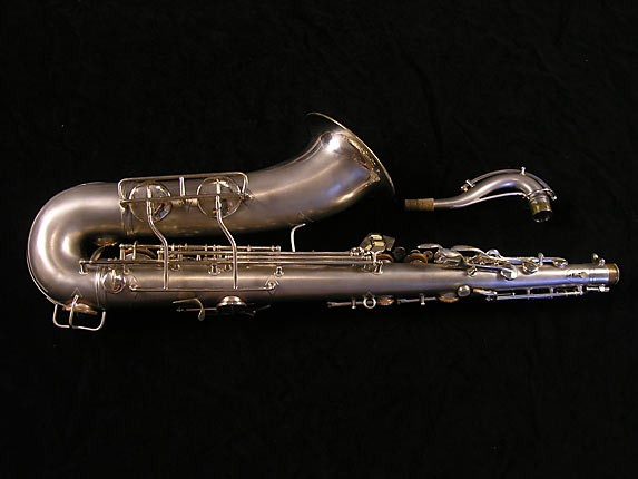Conn Silver Plate 10M Tenor - 265898 - Photo # 3