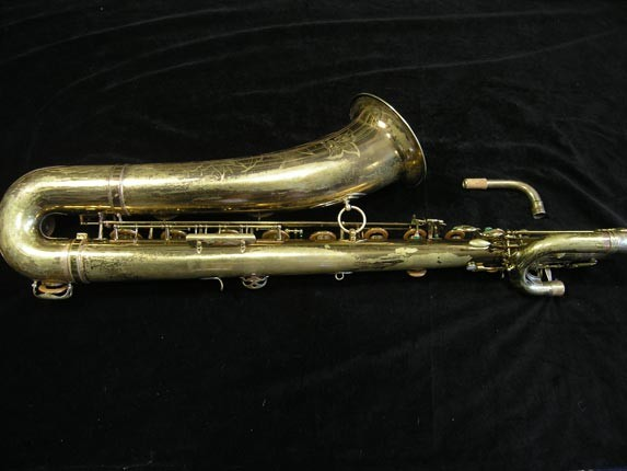 Selmer Lacquer Super Balanced Action Bari - 51568 - Photo # 4