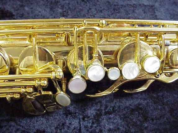 Selmer Gold Plate Super Balanced Action Tenor - 42200 - Photo # 8