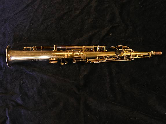 Selmer Lacquer Mark VI Soprano - 73815 - Photo # 2