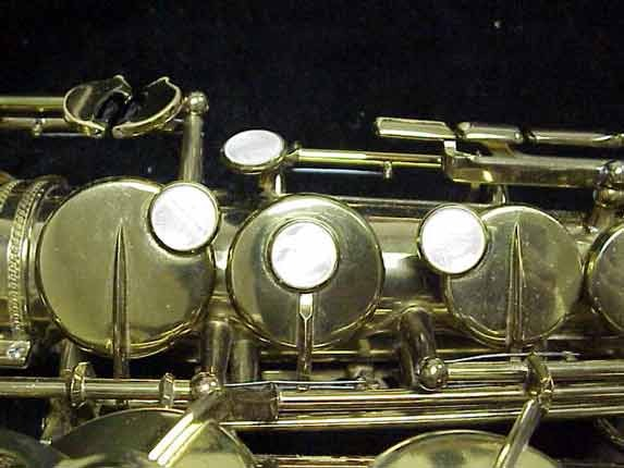 Selmer Lacquer Mark VI Alto - 113250 - Photo # 18
