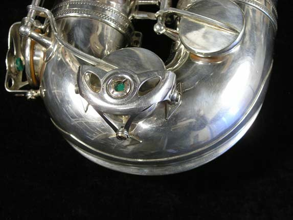 Selmer Silver Plate Mark VI Tenor - 82047 - Photo # 14