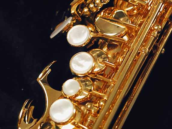 Selmer Gold Plate SA80 serie III Soprano - 637920 - Photo # 11