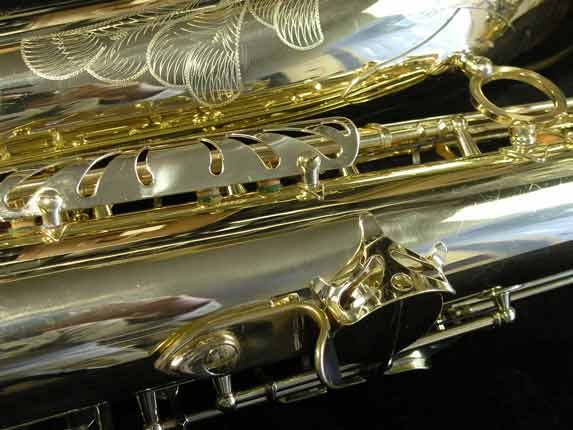 Selmer Lacquer Super Action 80 serie III Tenor - 556900 - Photo # 17