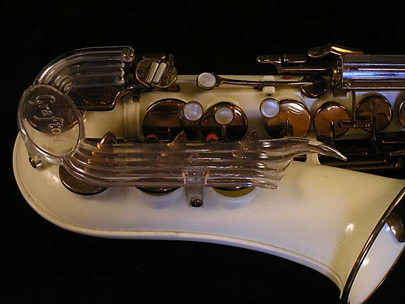 Grafton Acrylic Alto Sax - 12727 - Photo # 3