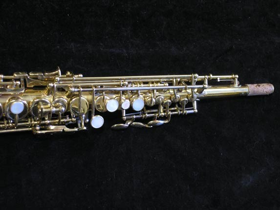 Yanagisawa Lacquer 800 Soprano - 176341 - Photo # 3