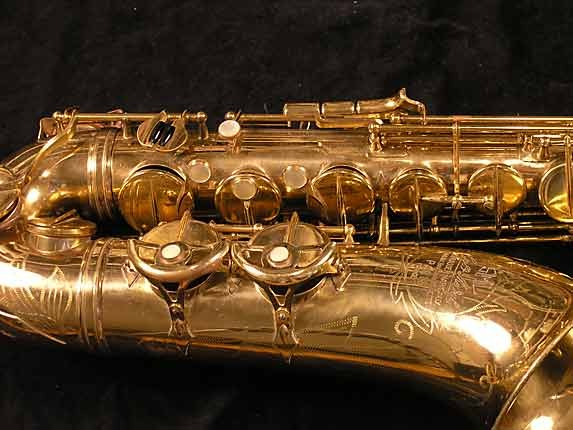 SML Lacquer Gold Medal Mk. I Tenor - 17721 - Photo # 3