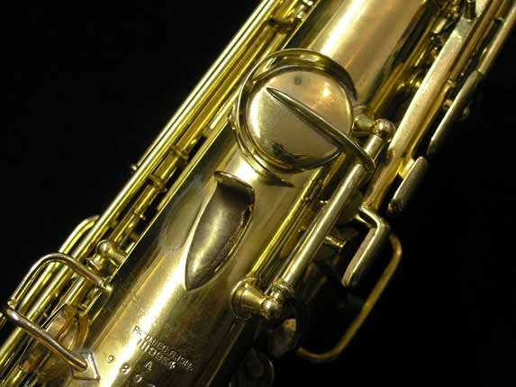"Conn ""New Wonder"" Gold Plate Alto - 98974 - Photo # 22"