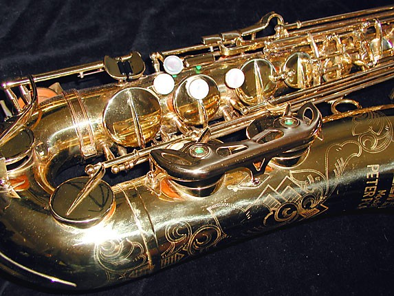 Keilwerth Lacquer Peter Ponzol Tenor - 97223 - Photo # 4