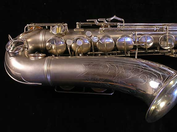 Conn Silver Plate 10M Tenor - 265898 - Photo # 4