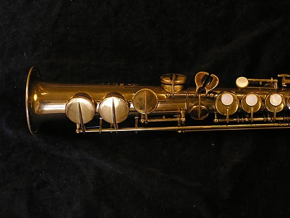 Selmer Lacquer Mark VI Soprano - 73815 - Photo # 3