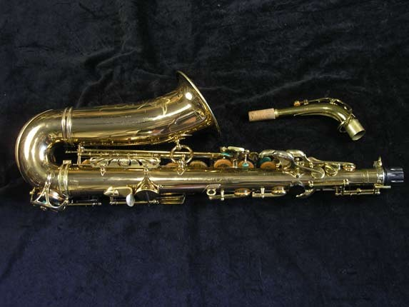 Selmer Lacquer Mark VI Alto - 69019 - Photo # 4