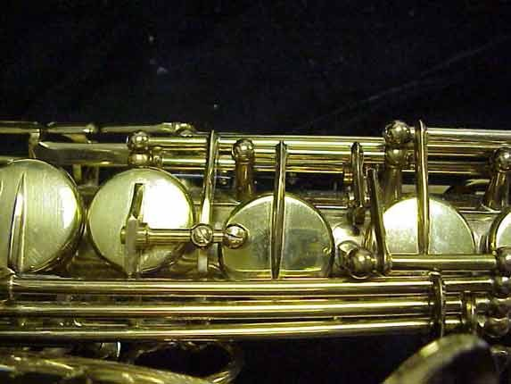 Selmer Lacquer Mark VI Alto - 113250 - Photo # 19