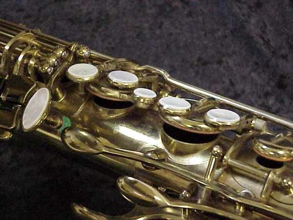 Selmer Lacquer Mark VI Tenor - 122108 - Photo # 12