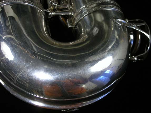 Selmer Silver Plate Mark VI Tenor - 134726 - Photo # 27
