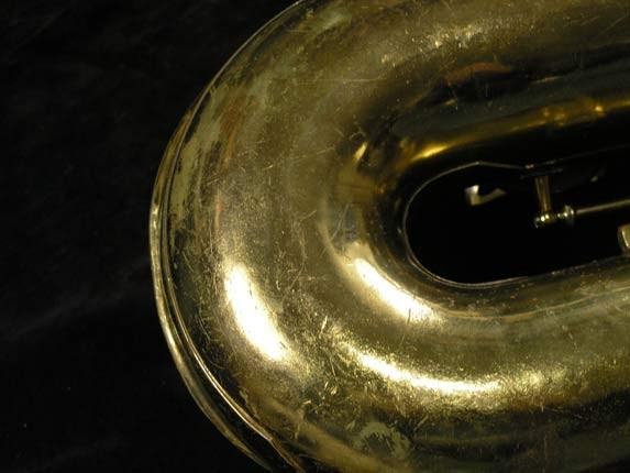 Selmer Lacquer Mark VI Baritone - 137237 - Photo # 24