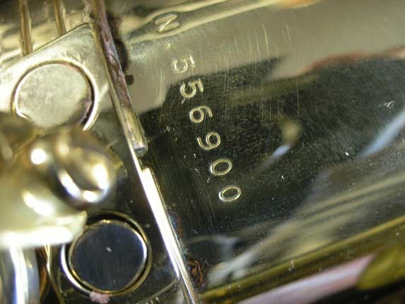 Selmer Lacquer Super Action 80 serie III Tenor - 556900 - Photo # 18
