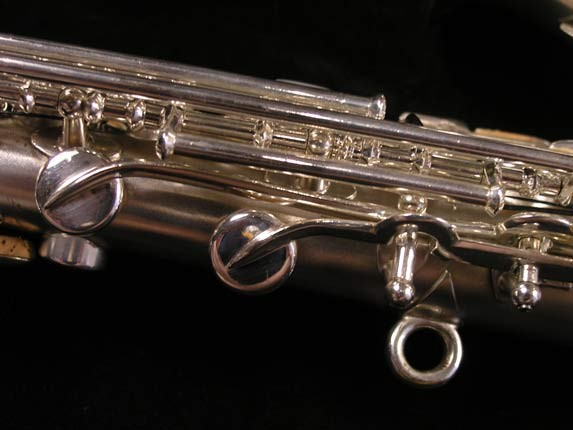 Buescher Silver Plate True Tone Soprano - 158769 - Photo # 8
