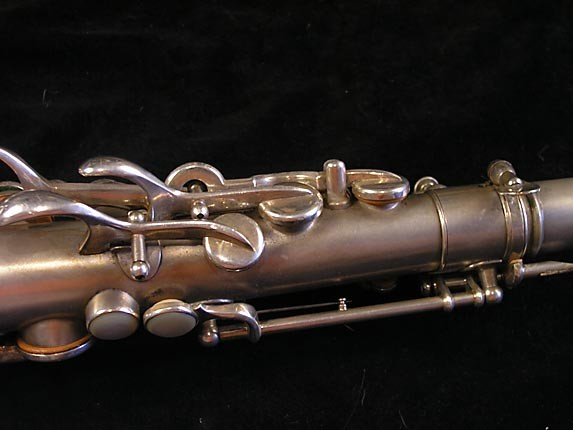Buescher Matte Silver Plate True Tone Alto - 201428 - Photo # 9