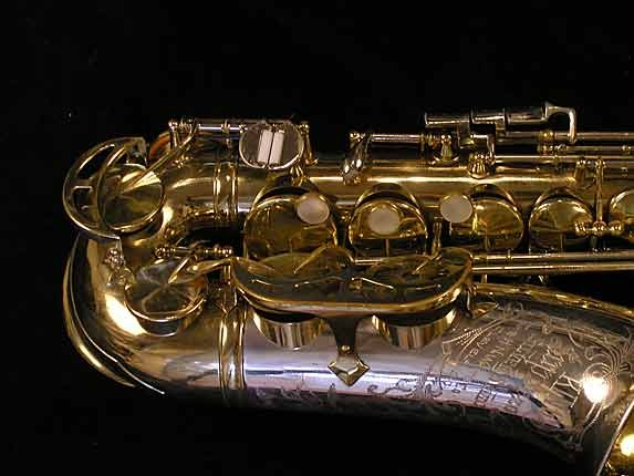 King Silver-Sonic Super 20 Alto - 379710 - Photo # 3