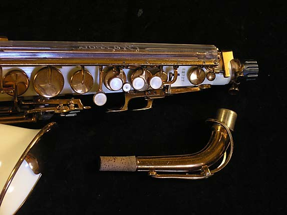 Grafton Acrylic Alto Sax - 12727 - Photo # 4
