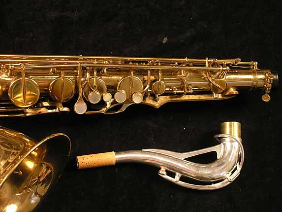 SML Lacquer Gold Medal Mk. I Tenor - 17721 - Photo # 4