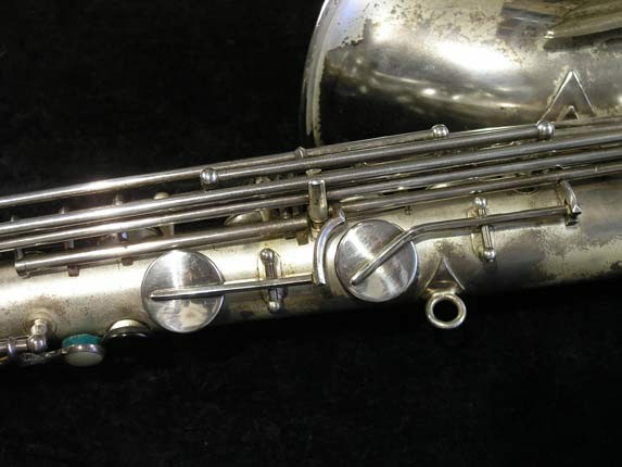 Keilwerth Silver Plate Toneking Tenor - 40304 - Photo # 9