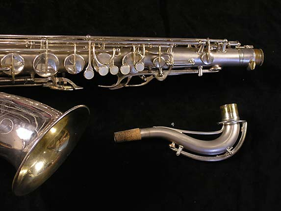Conn Silver Plate 10M Tenor - 265898 - Photo # 5