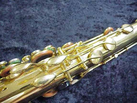 Selmer Gold Plate Super Balanced Action Tenor - 42200 - Photo # 10