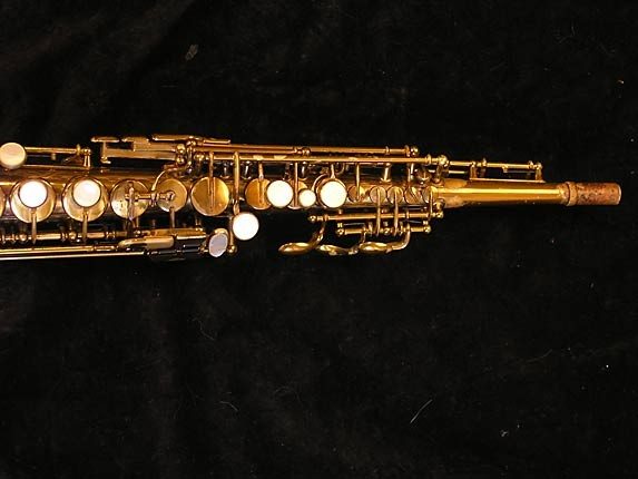 Selmer Lacquer Mark VI Soprano - 73815 - Photo # 4