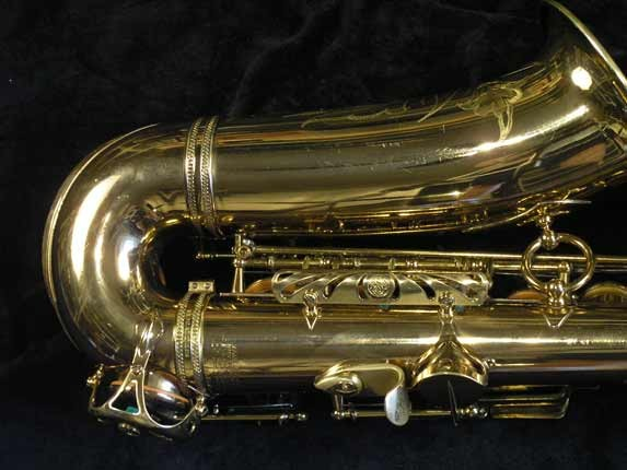 Selmer Lacquer Mark VI Alto - 69019 - Photo # 5