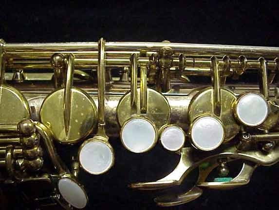 Selmer Lacquer Mark VI Alto - 113250 - Photo # 20
