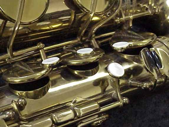 Selmer Lacquer Mark VI Tenor - 122108 - Photo # 13