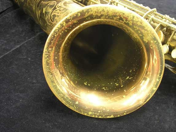 "Selmer Lacquer Mark VI ""Low A"" Baritone - 93188 - Photo # 14"