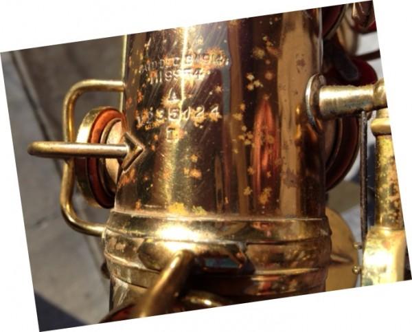 Conn saxophone dating