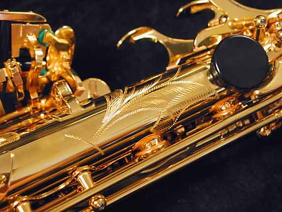 Selmer Gold Plate SA80 serie III Soprano - 637920 - Photo # 13