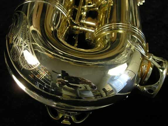 Selmer Lacquer Super Action 80 serie III Tenor - 556900 - Photo # 19