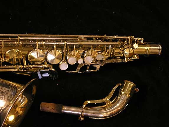 King Silver-Sonic Super 20 Alto - 379710 - Photo # 4