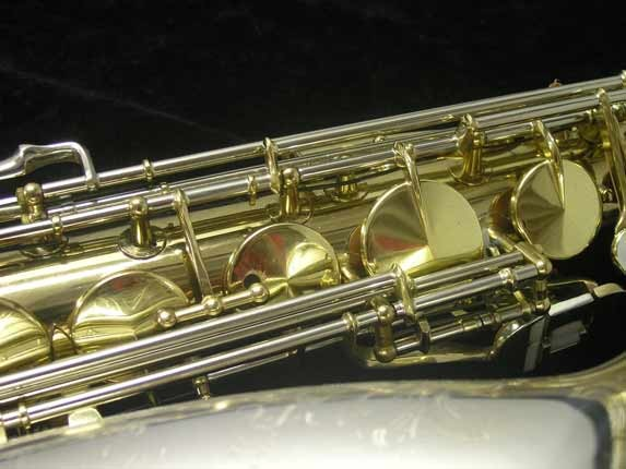 King Silver-Sonic Super 20 Tenor - 411473 - Photo # 12