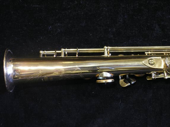 Yanagisawa Lacquer 800 Soprano - 176341 - Photo # 5