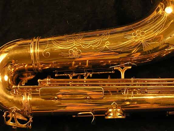SML Lacquer Gold Medal Mk. I Tenor - 17721 - Photo # 5
