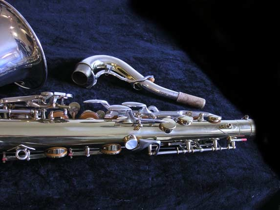 King Silver-Sonic Super 20 Tenor - 470372 - Photo # 6